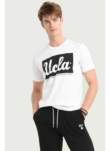 UCLA Tişört Beyaz